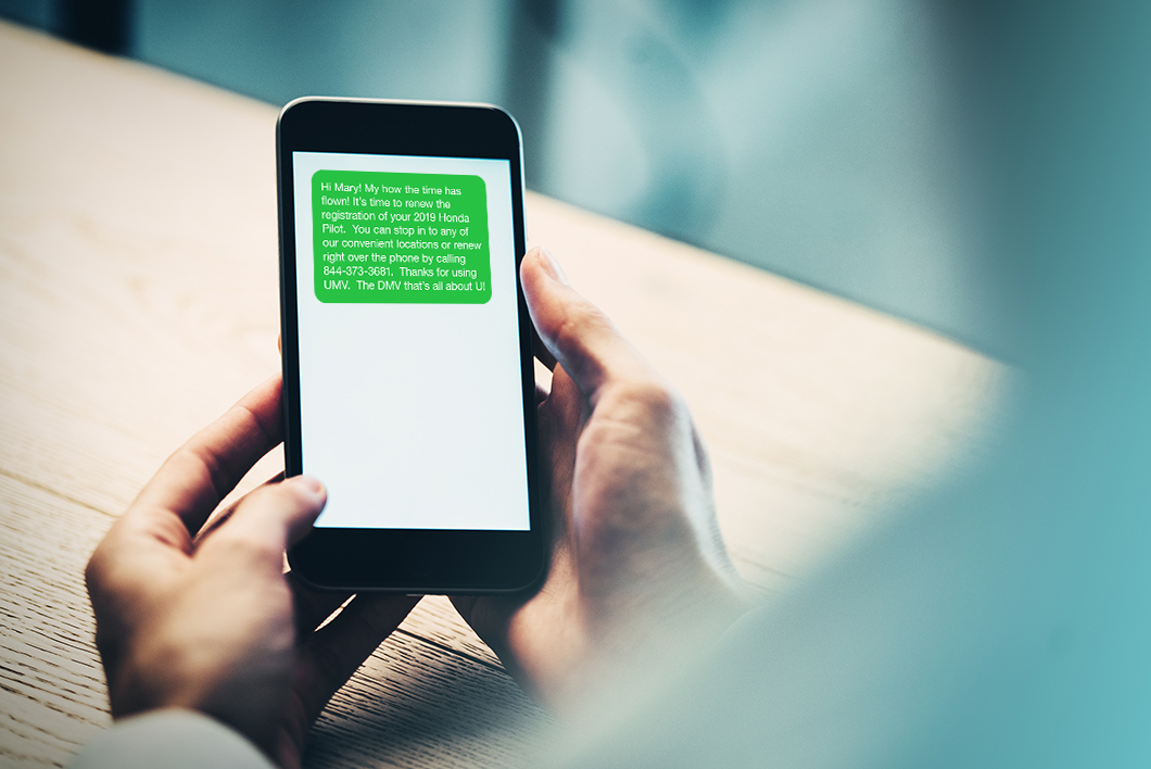 SMS-Reminder
